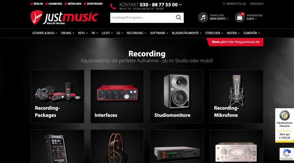 Just Music GmbH